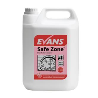 Evans Safe Zone 5ltr