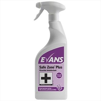 Evans Safe Zone Plus 750ml
