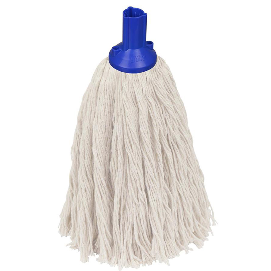14oz Twine Socket Mop Head - Blue