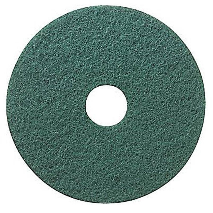 3M Floor Pads Green 17""