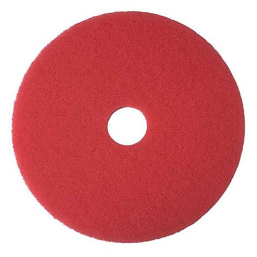 3M Floor Pads Red 17""