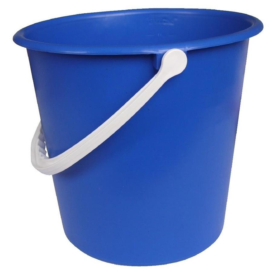 2 gallon bucket - Blue