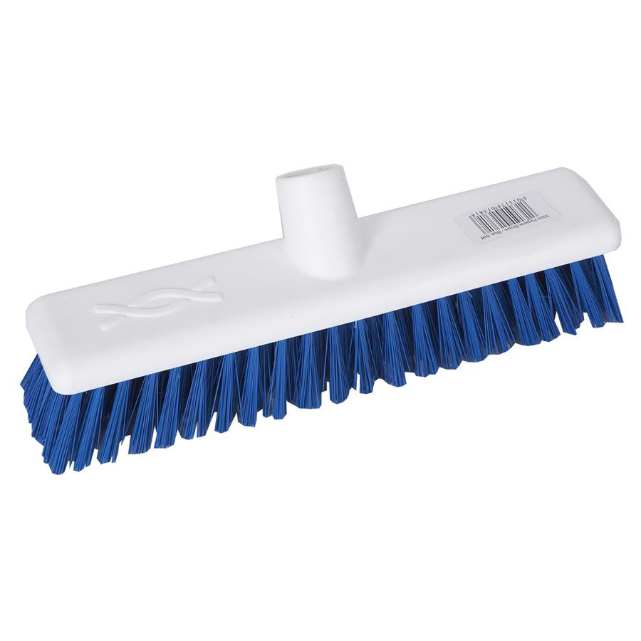 "Hygiene Brush Head 12"" - Blue"