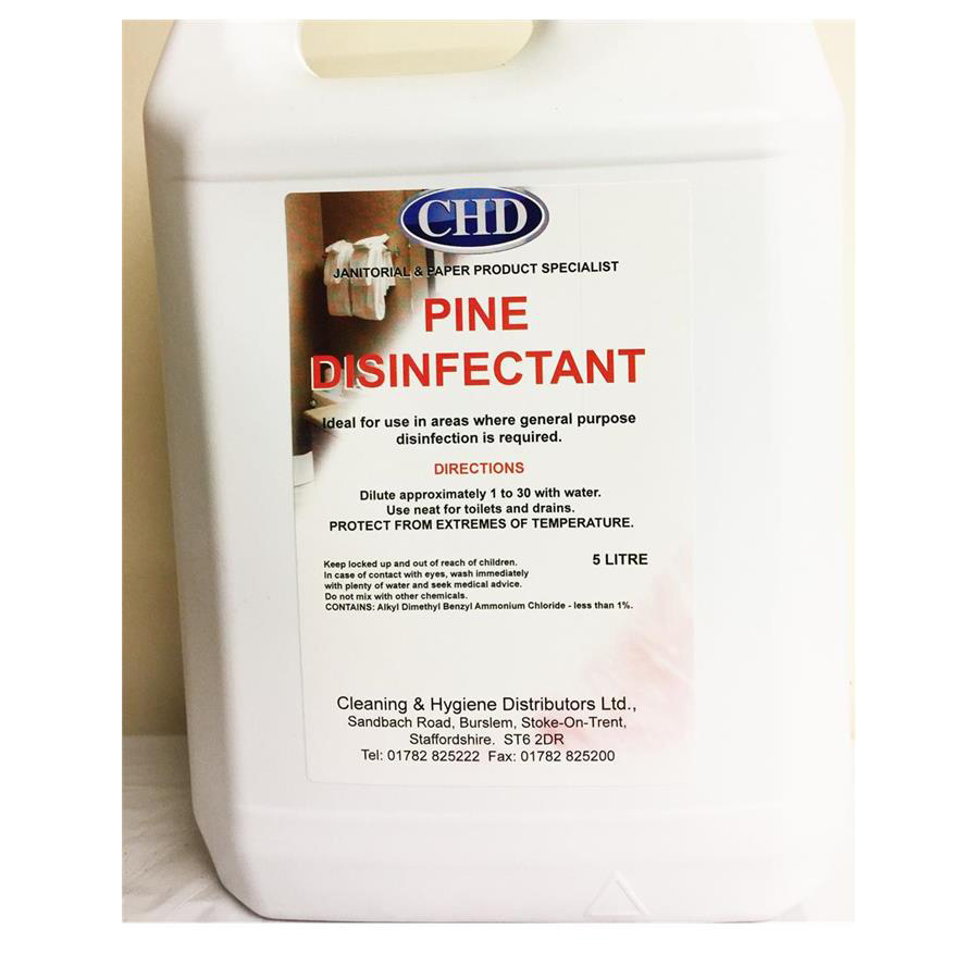 CHD Pine Disinfectant 5ltr