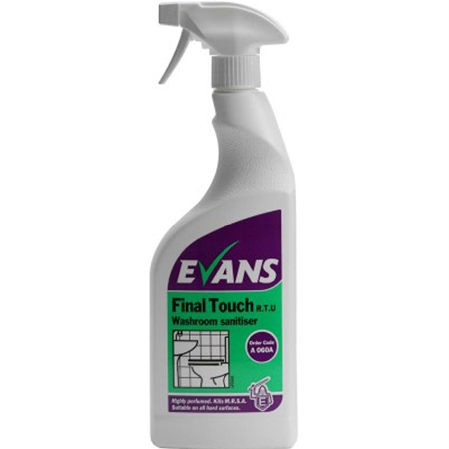 Evans Final Touch RTU 750ml