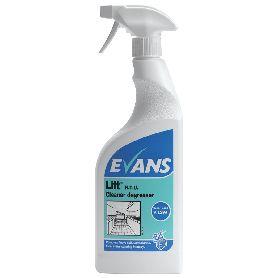 Evans Lift RTU 750ml