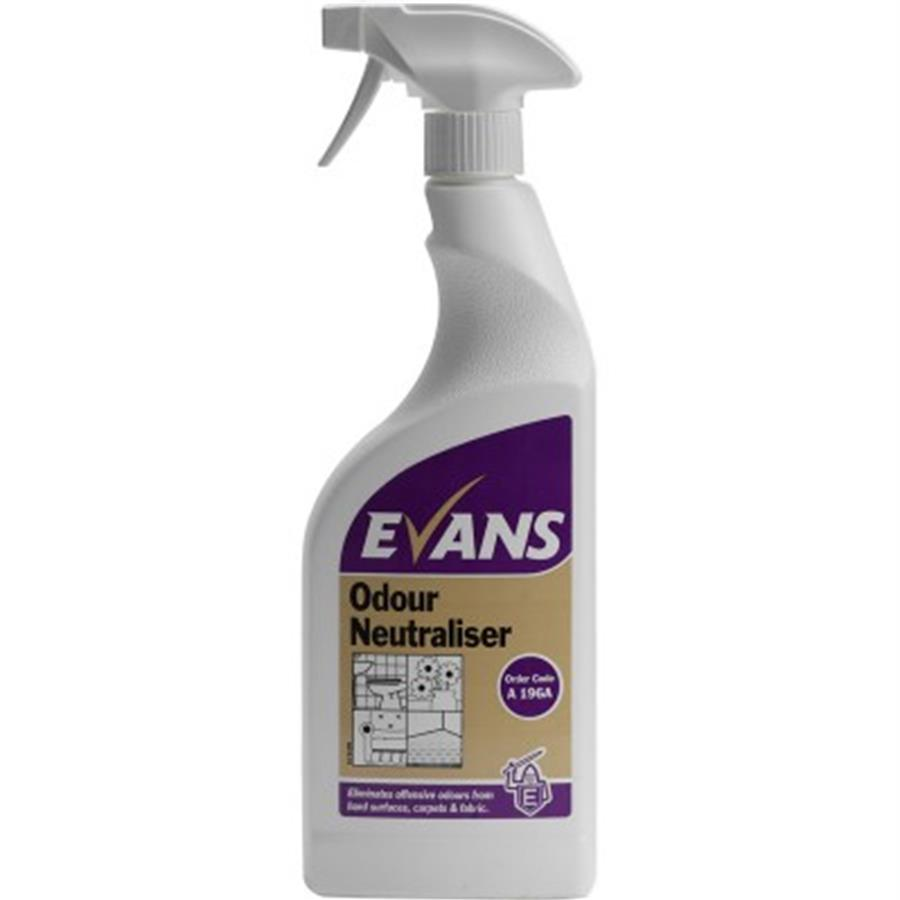 Evans Odour Neutraliser RTU 750ml