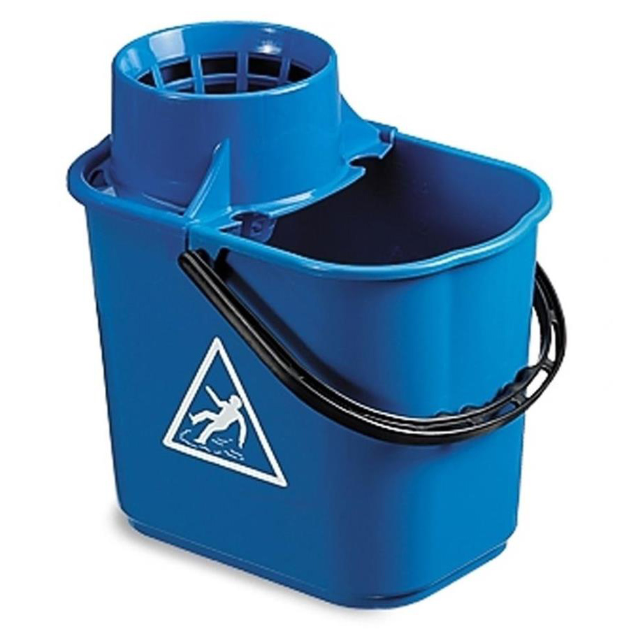 Exel Mop Bucket 15ltr - Blue