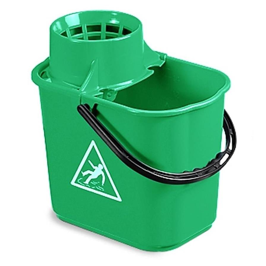 Exel Mop Bucket 15ltr - Green