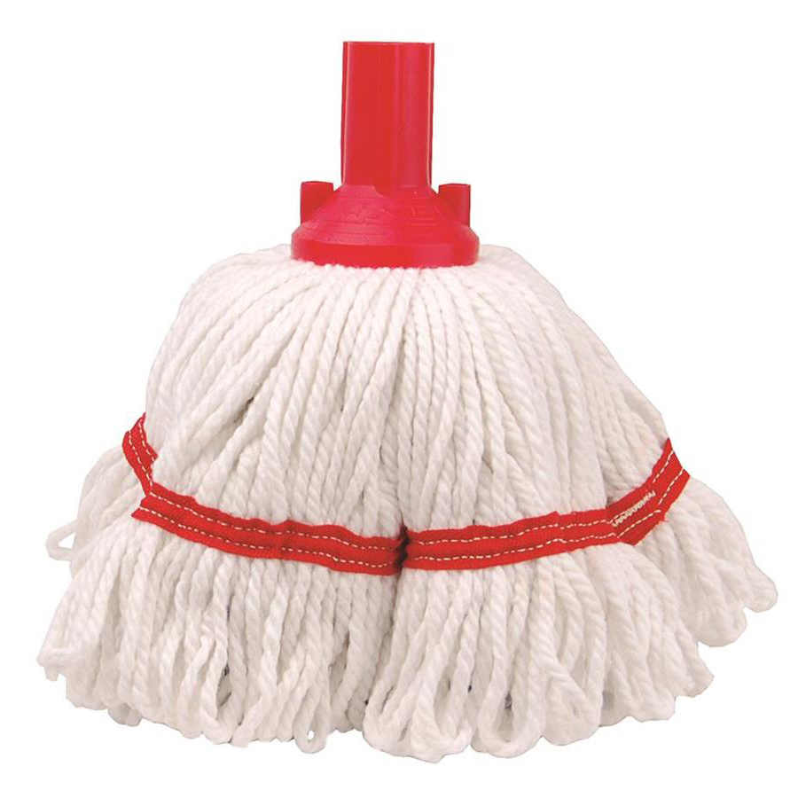 Exel 200g 50/50 Revolution Mop - Red