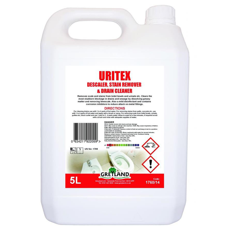 RB Uritex Drain Solution 5ltr