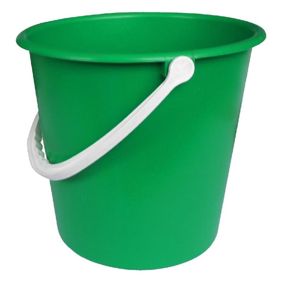 2 gallon bucket - Green
