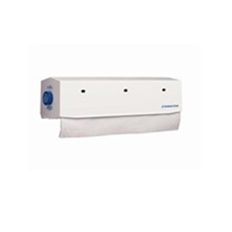 "KC7056 20"" Roll Towel Plastic Dispenser White"