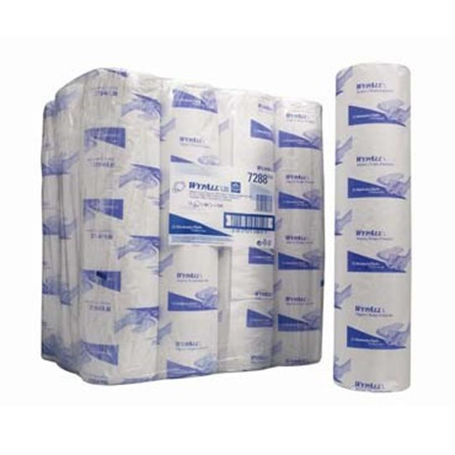 KC7288 Wypall L20 Wipers Roll/White