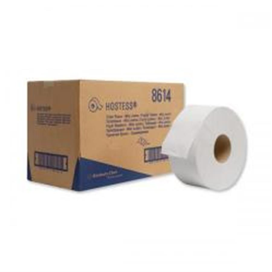 KC8614 Hostess 200-76 Mini Jumbo Toilet Tissue 2 ply