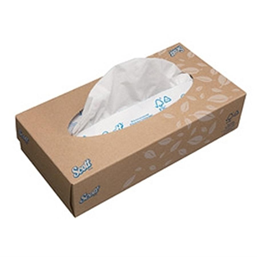 KC8837 SCOTT Facial Tissues