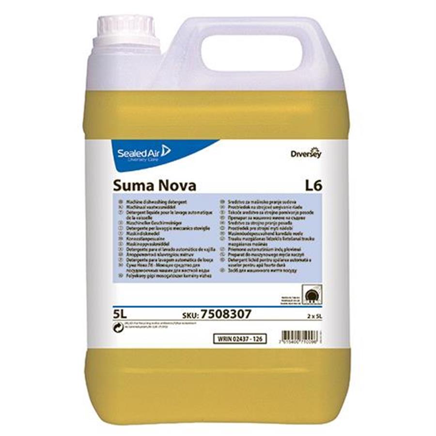 L6 Suma Nova 5ltr - Cleaning and Hygiene Distributors