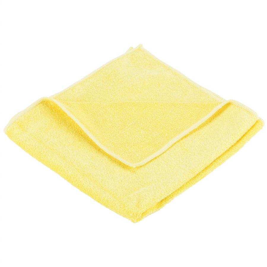 Microfibre Cloth Yellow - Singles