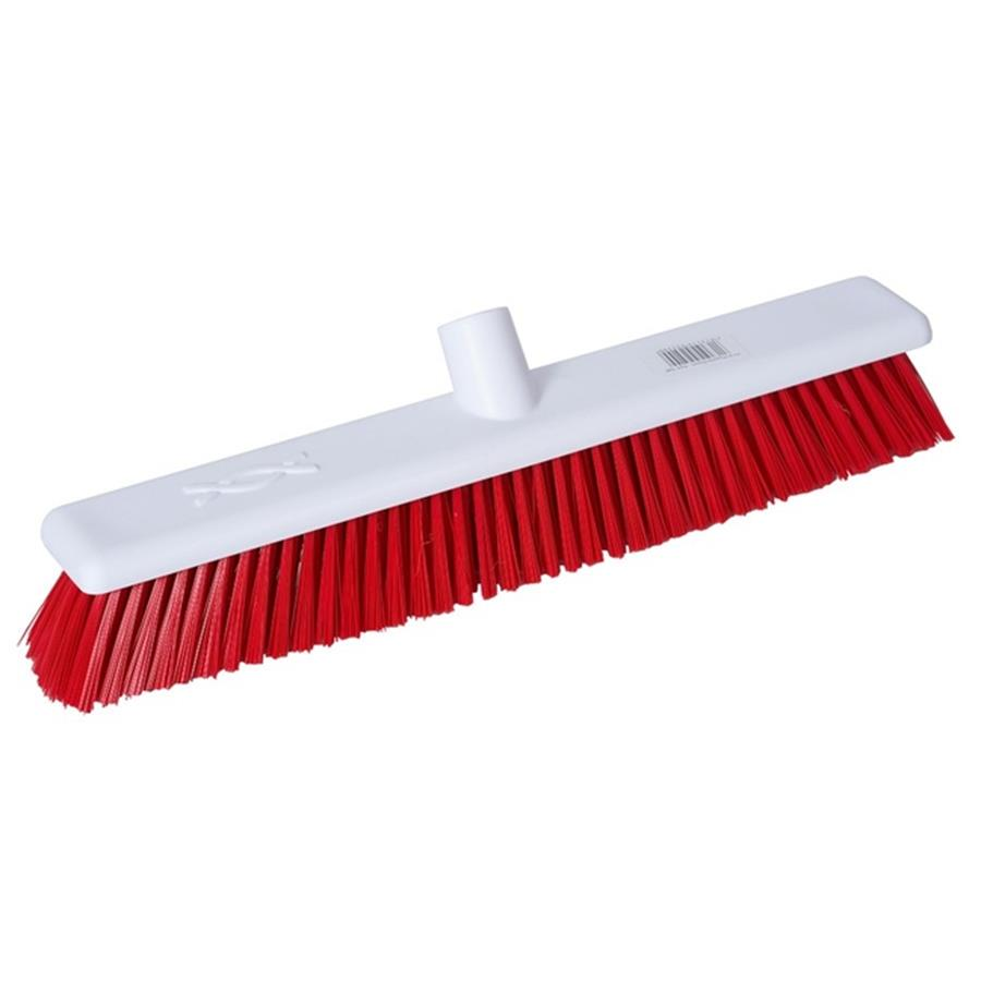 "Hygiene Brush Head 12"" - Red"