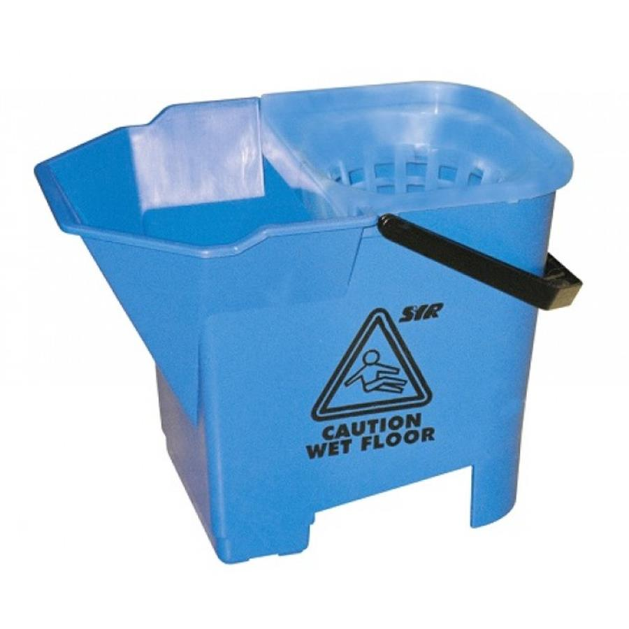 Freedom Bull Dog Mop Bucket Blue