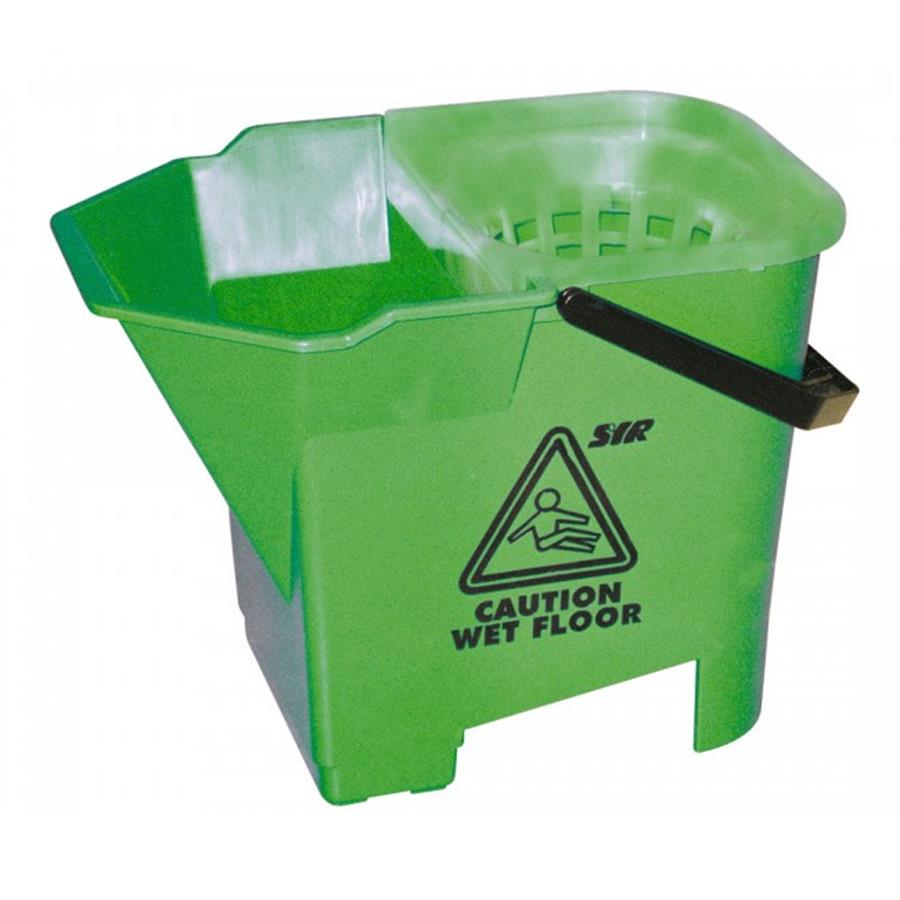 Freedom Bull Dog Mop Bucket Green
