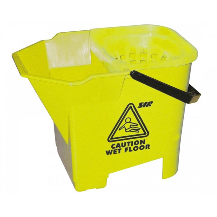 Freedom Bull Dog Mop Bucket Yellow