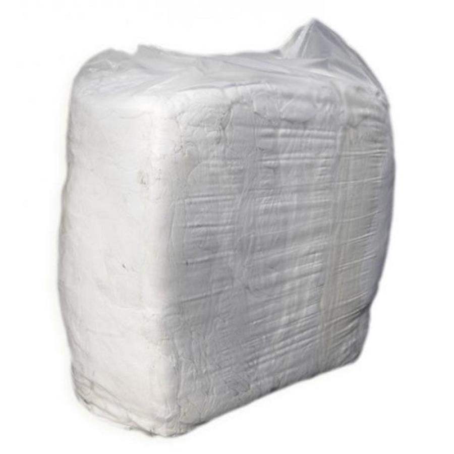 White Towelling Cloths 8kg