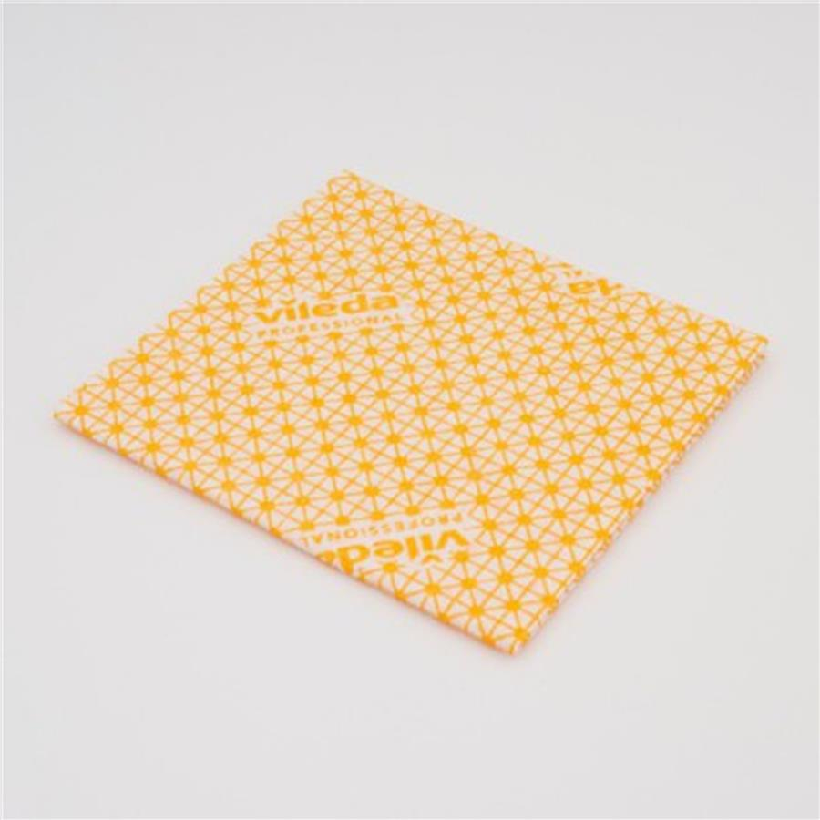 Local Authority Cloth Yellow pack x 5