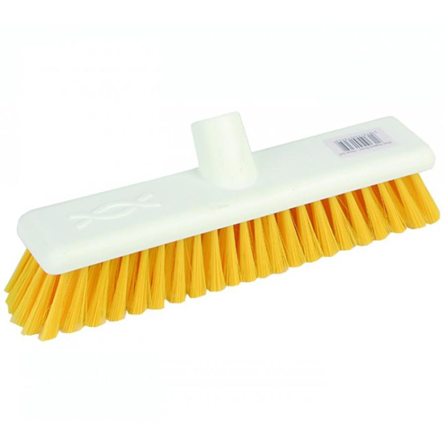 "Hygiene Brush Head 12"" - Yellow"