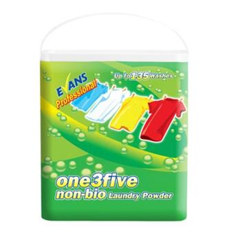 Evans one3five Non Bio Laundry Powder (135 wash)