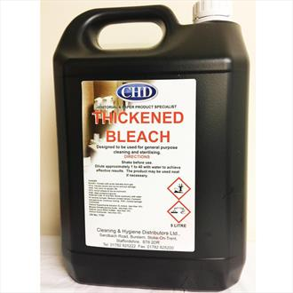 CHD Thickened Bleach 5ltr