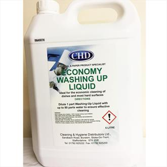 CHD Washing-up-Liquid - Economy 5ltr