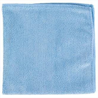Microfibre Cloths (Premium) pack x 5 - Blue