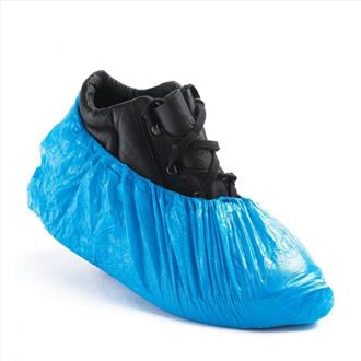 Disposable Blue Overshoe (100)