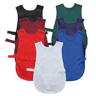 Tabards with Pocket Small & Medium (All Colours)