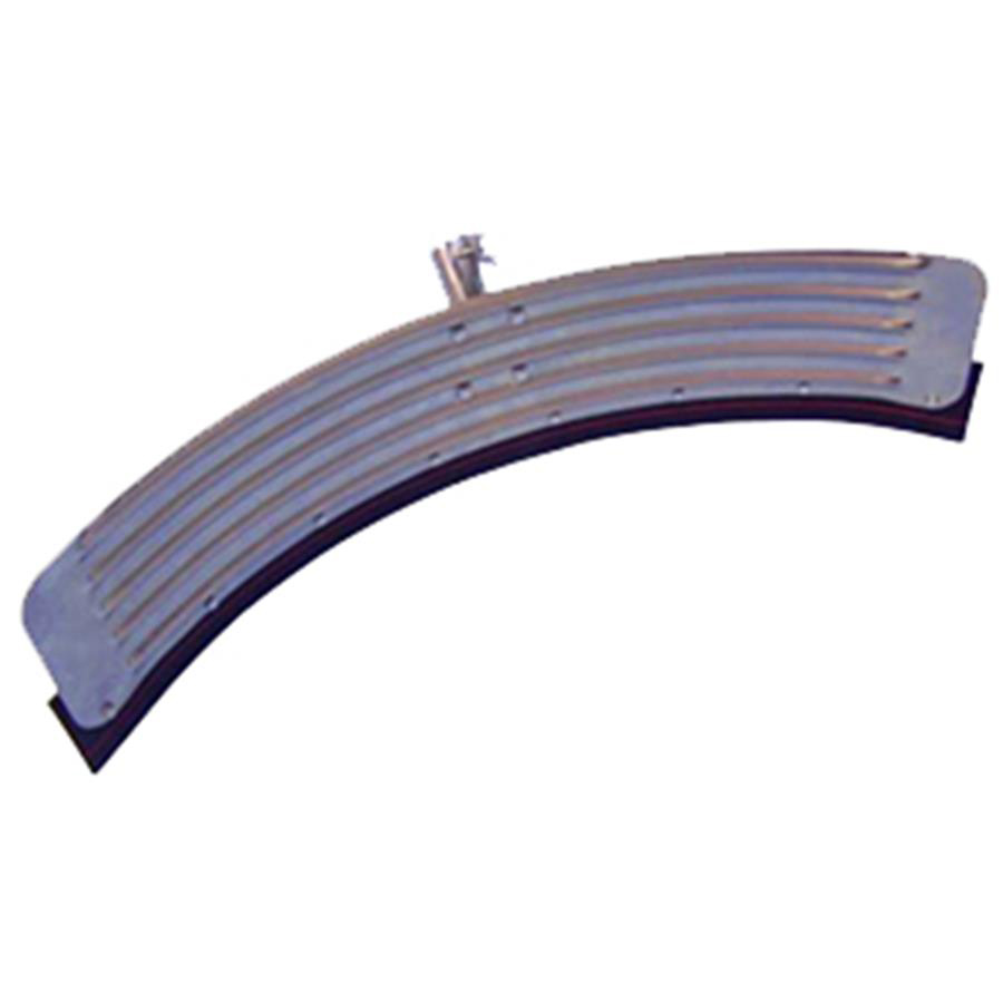 Curved Metal Squeegee 762mm