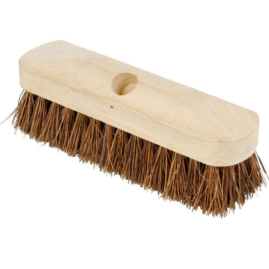 "9"" Deck scrub brush"