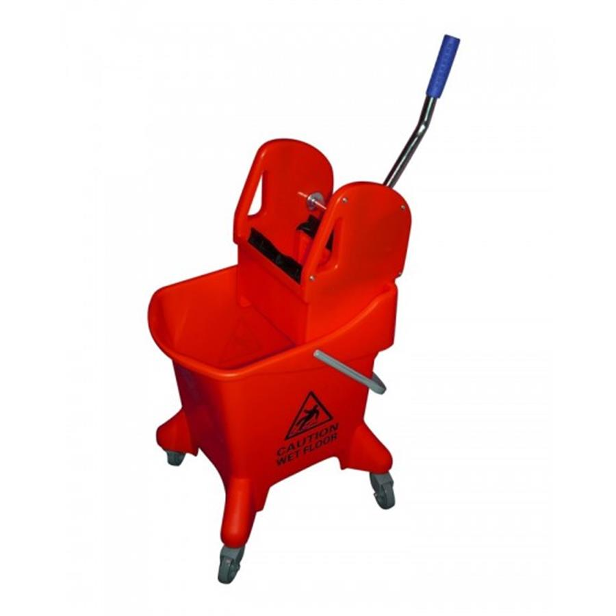 Kentucky type 25ltr mopping system - Red