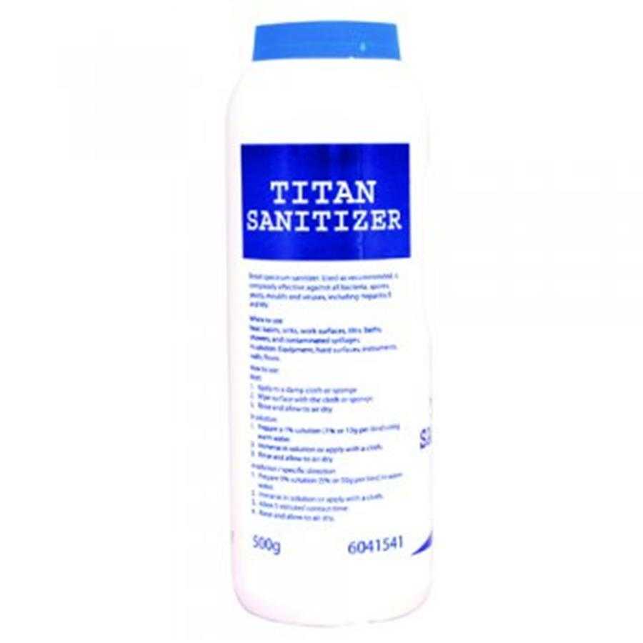 Titan Sanitizer 12 x 500g