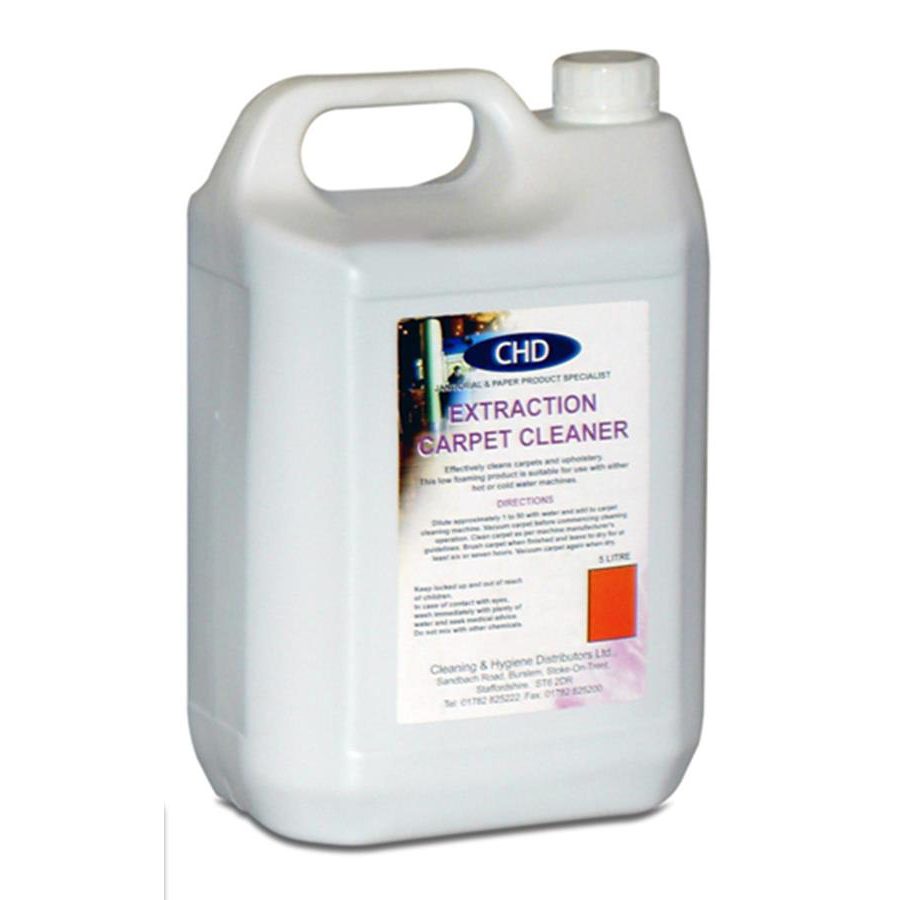 CHD Extraction Carpet Cleaner 5ltr