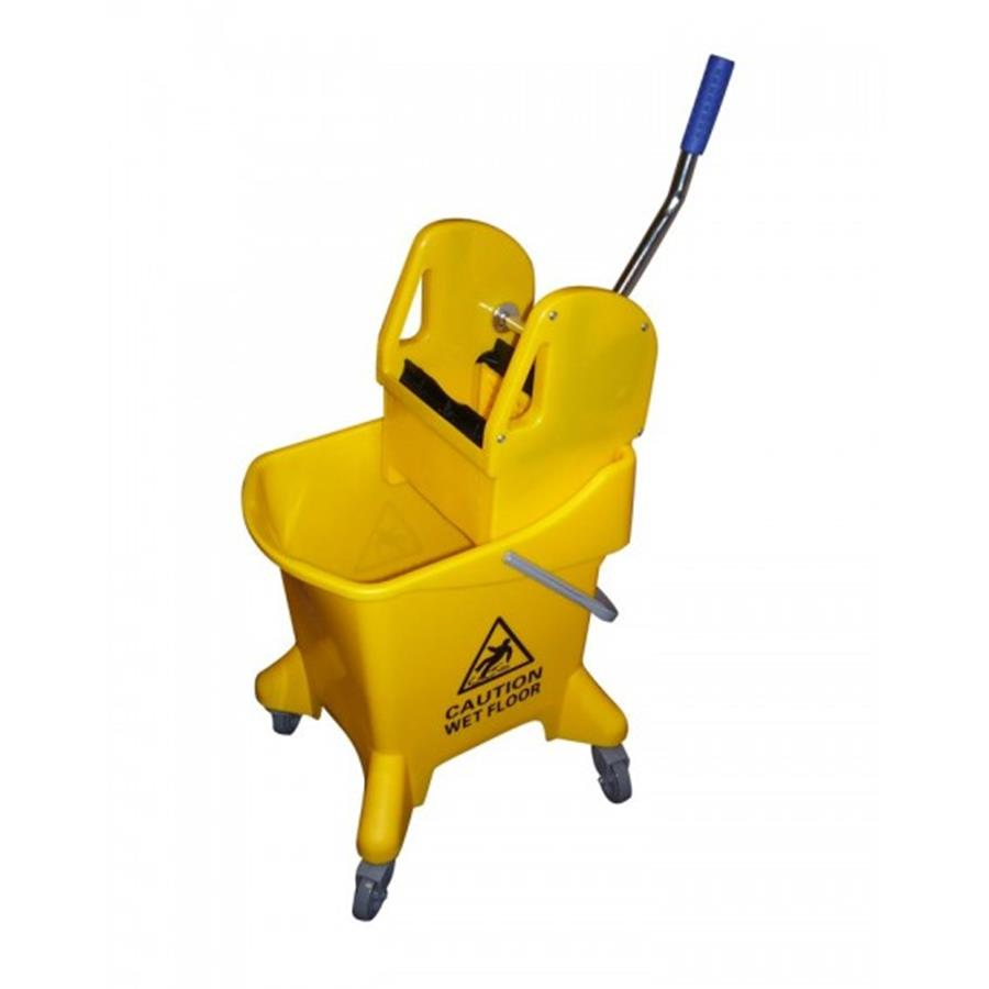 Kentucky type 25ltr mopping system - Yellow